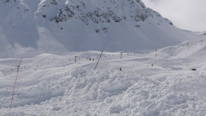 Le risque d'avalanche toujours élevé