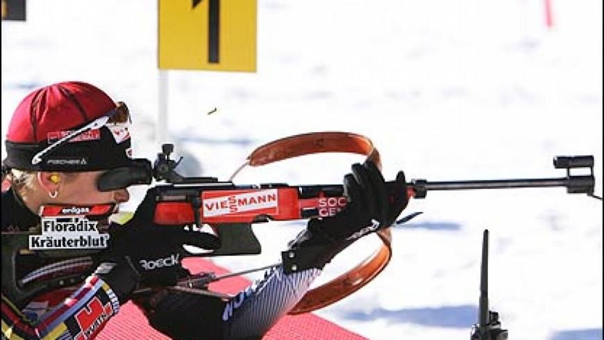 Biathlon : Le sprint pour Anastasiya Kuzmina