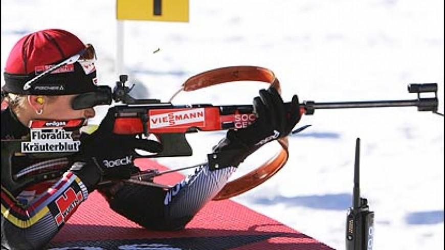 Le Grand-Bornand capitale du biathlon cette semaine