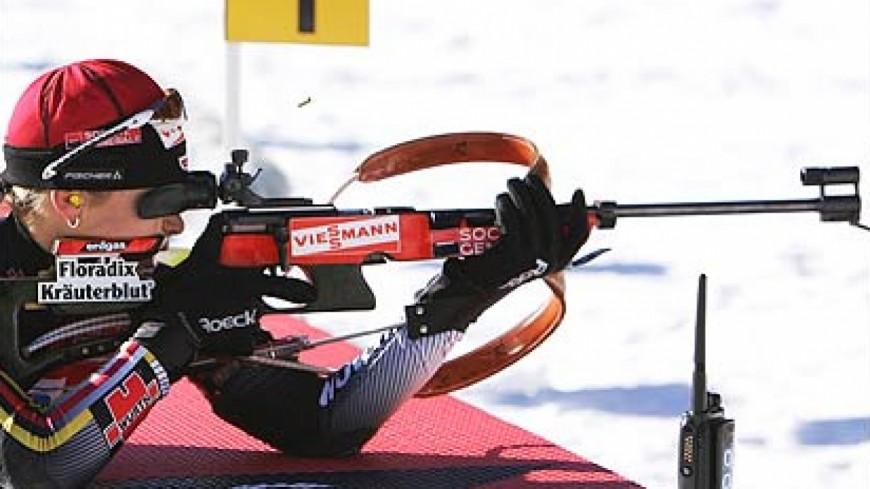 Le biathlon s'installe au Grand-Bornand