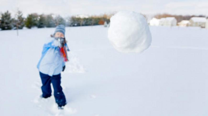 Une alerte neige en suisse Romande