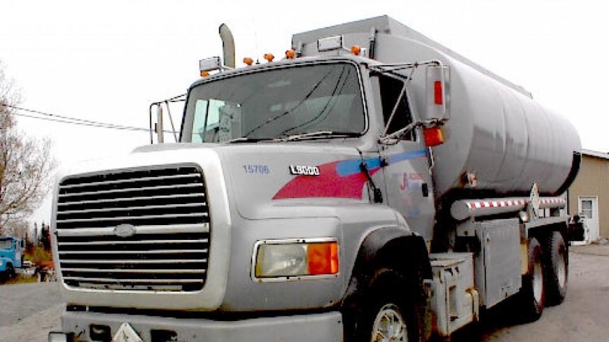 Un camion perd 500 litres de fioul à Saint-Gervais