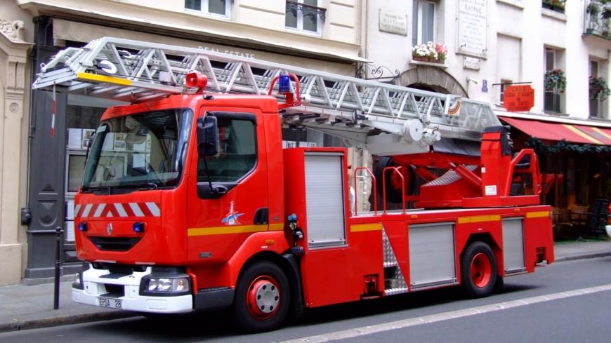 Un compteur électrique brûle à Annecy