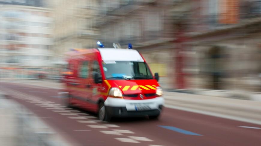 Un homme secouru à Passy lundi matin