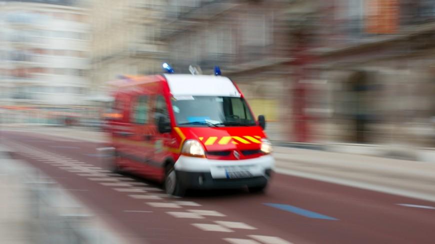 Un accident du travail à Etrembières