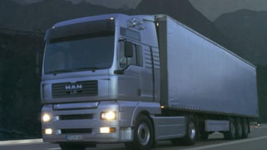 Les camions contrôlés au tunnel du Mont-Blanc ?