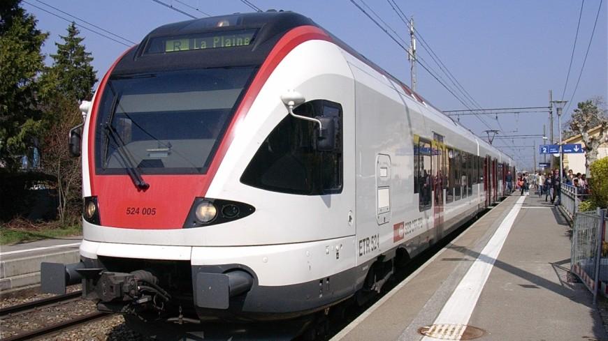 Les trains Fribourg - Yverdon recirculent