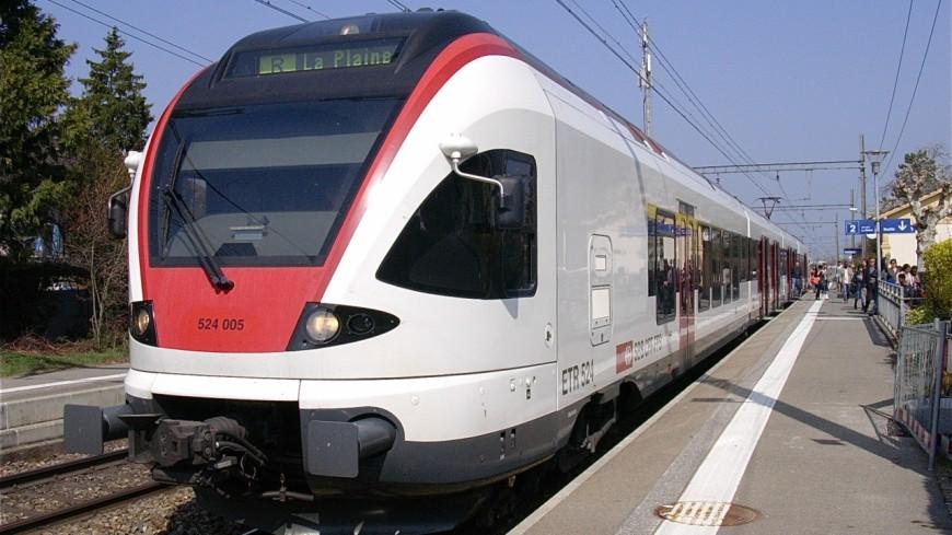 Vaud : perturbations sur les rails ce week-end