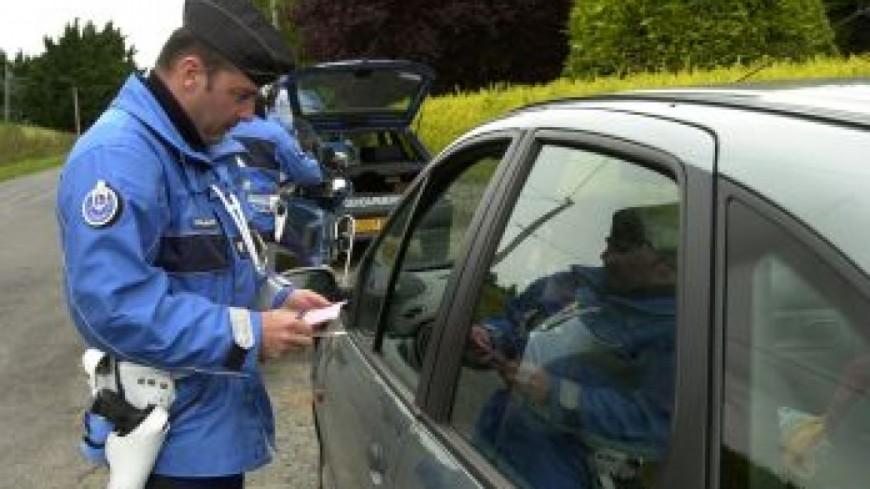 Un conducteur récidiviste placé en détention