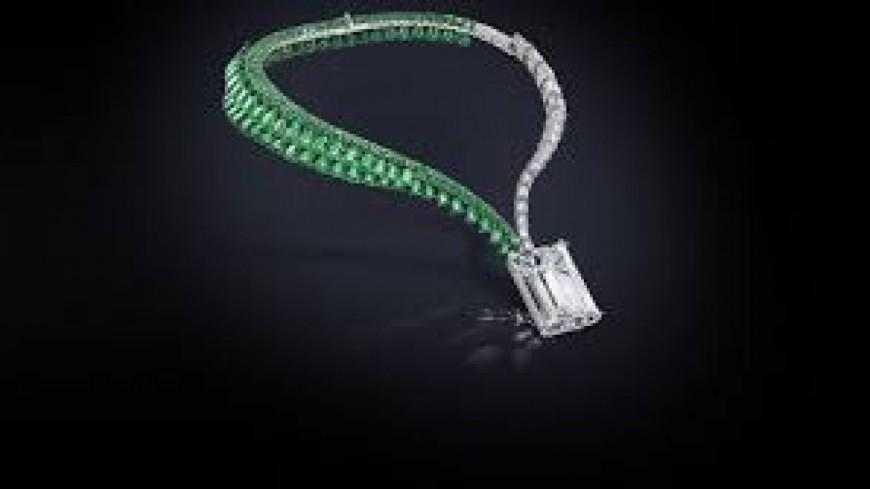 Un diamant d'exception exposé à Genève