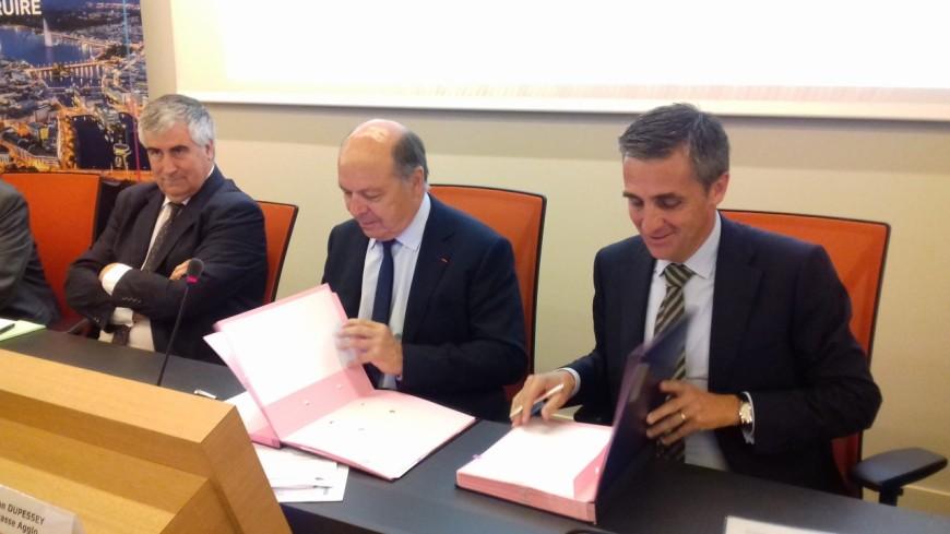 Berne cofinance 3 infrastructures