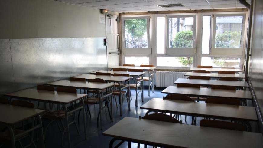 C'est la rentrée scolaire en Suisse Romande !