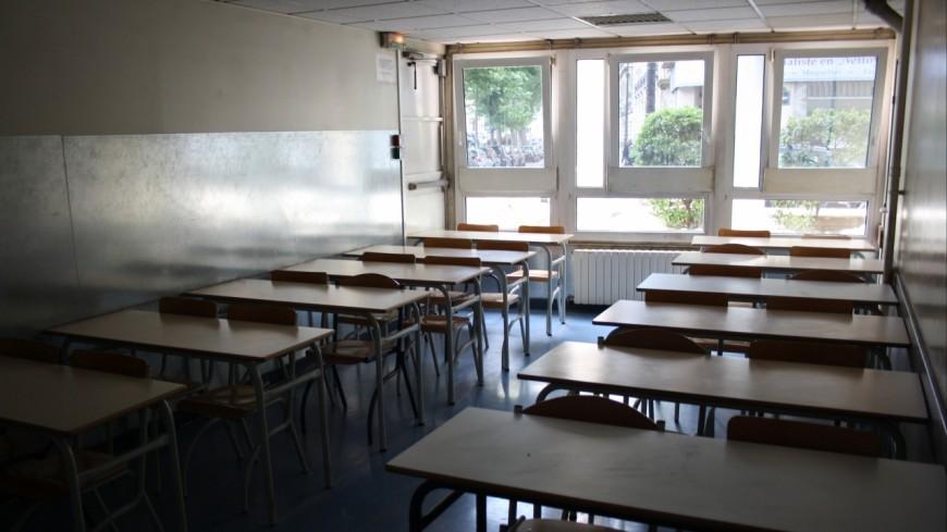 Ca y est c'est la rentrée scolaire en France !