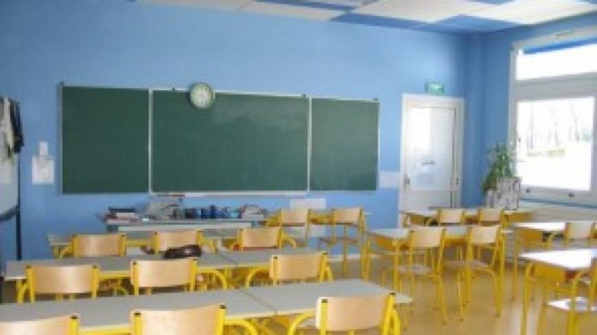 De plus en plus d'élèves dans les écoles