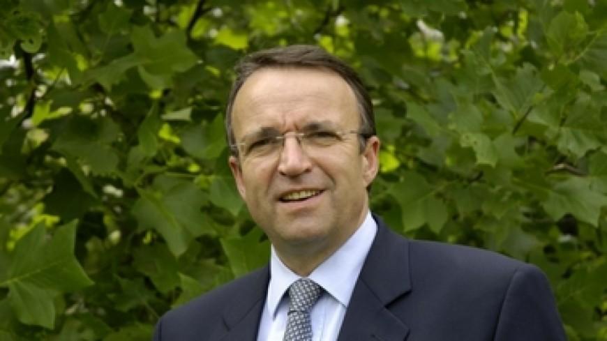 Etienne Blanc est candidat à Lyon