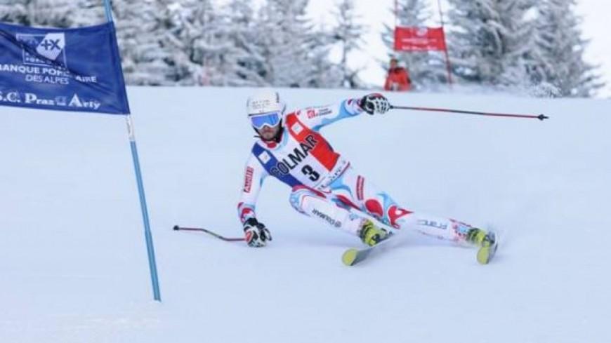 Val d'Isère accueille la coupe du monde !