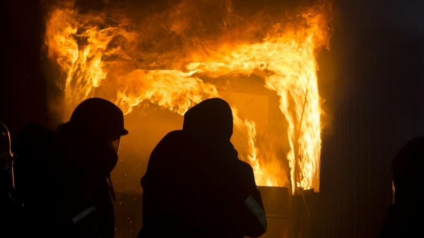 Un incendie à Saint-Pierre-en Faucigny