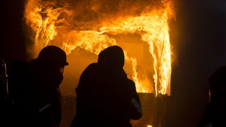 Impressionnant incendie à Cran-Gevrier