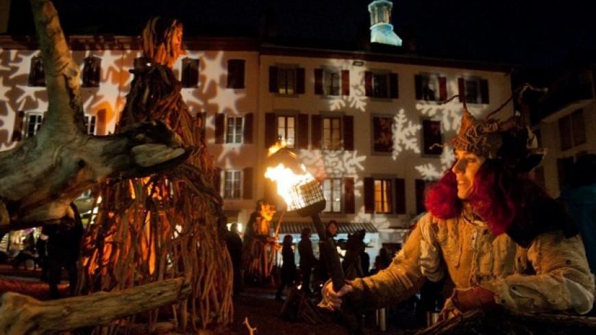 Evian : Le Père Noël arrive ce jeudi