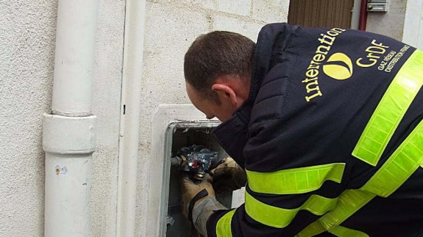 250 foyers privés de gaz à Marnaz