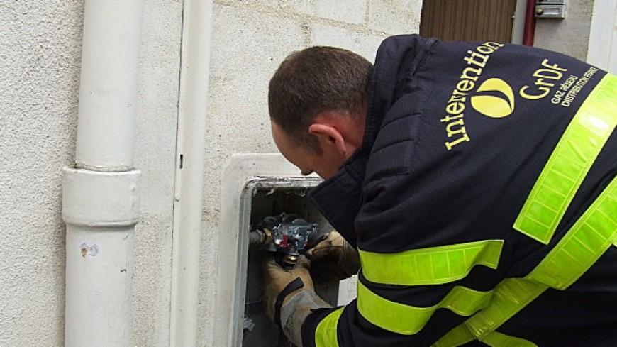 Une nouvelle fuite de gaz à Gaillard