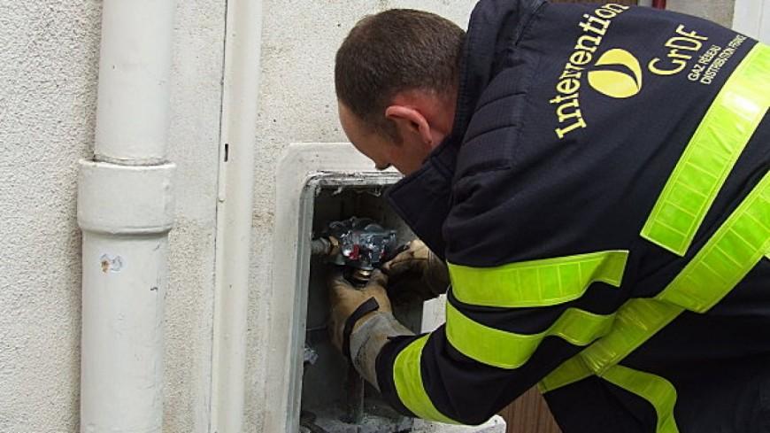 Une fuite de gaz à Arâches-la-Frasse