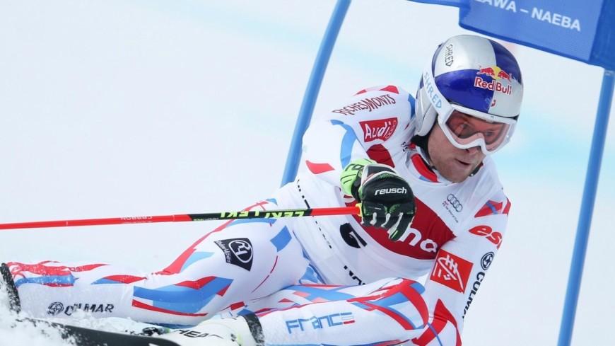Alexis Pinturault champion du monde