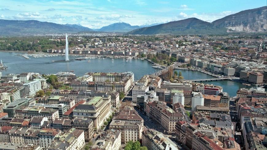 Les maçons poursuivent leur grève à Genève
