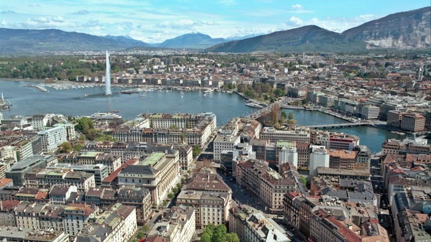 Genève : l'embellie économique se confirme