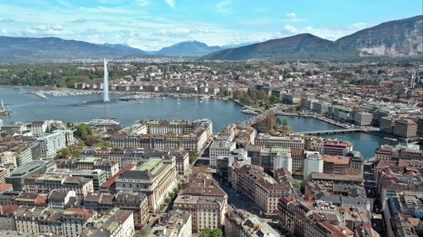 La ville de Genève a un budget