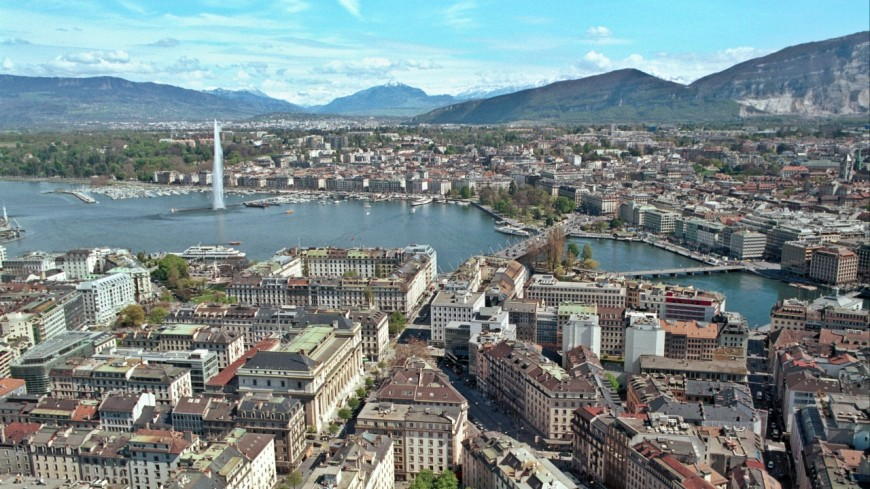 Plusieurs chantiers en cours à Genève
