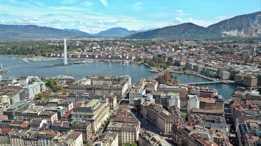 Une noyade dans le Rhône à Genève