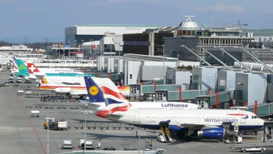 Genève : réunion autour de contrôleurs aériens