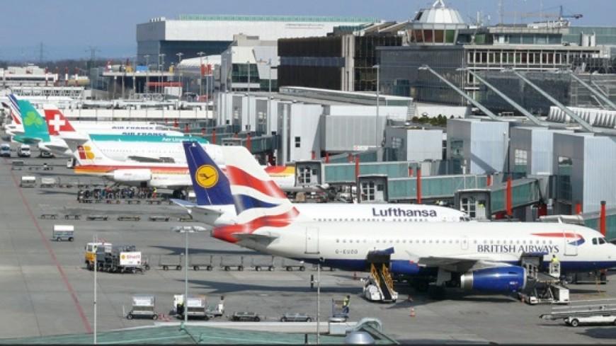 Deux hommes arrêtés à l'aéroport de Genève