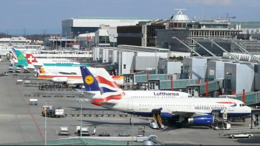Cointrin : hausse réduite des passagers