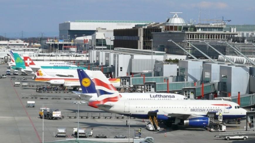 Week-end chargé pour l'aéroport de Genève