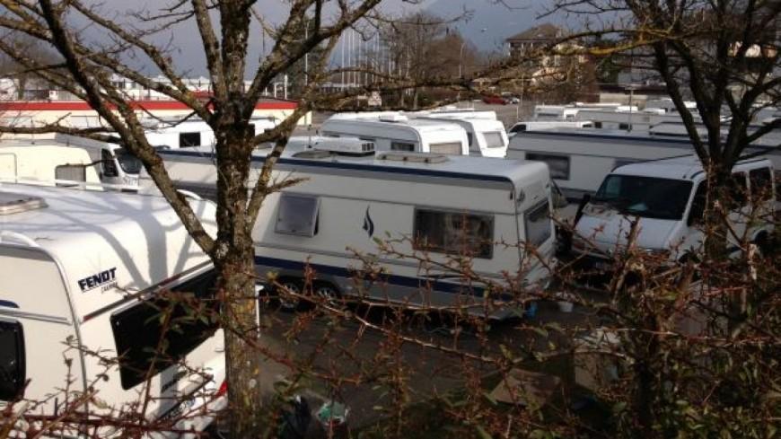 Fronde contre les gens du voyage en Haute-Savoie