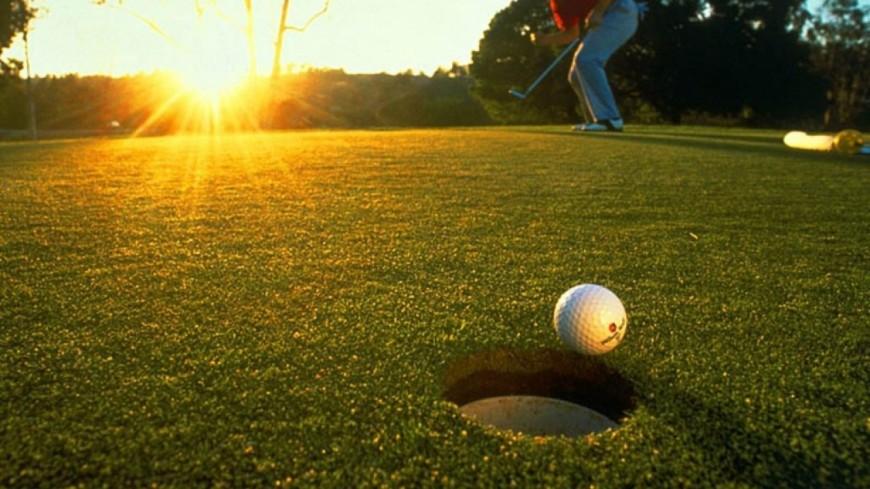 Evian capitale du golf féminin