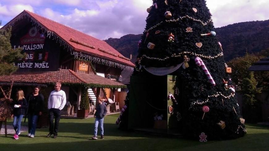 Le Hameau du Père Noël cambriolé à Saint-Blaise