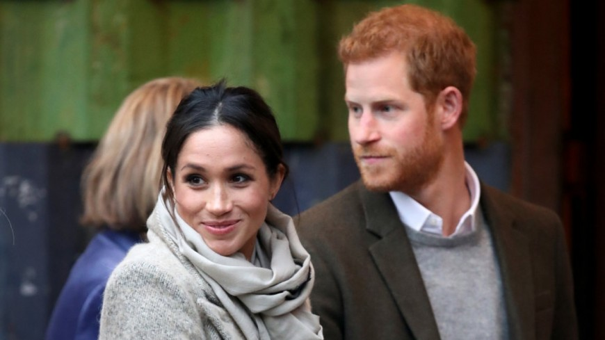 Les détails du mariage du Prince Harry et de Meghan Markle