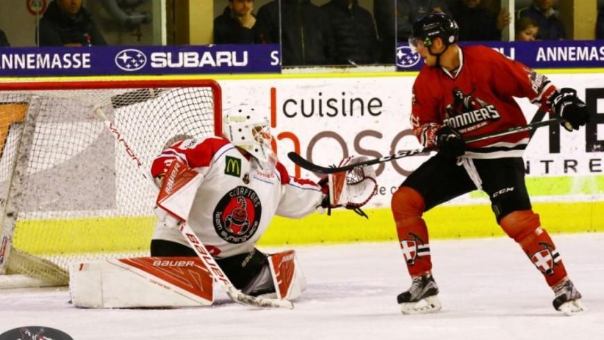 Hockey : Chamonix domine Strasbourg