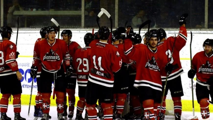 Hockey : nouveau match à domicile pour Chamonix