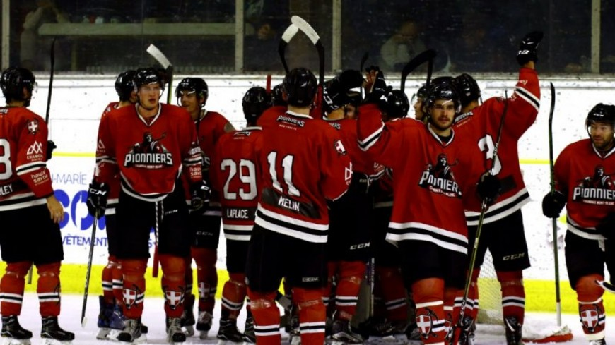 Hockey : défaite de Chamonix