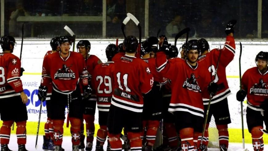 Hockey : victoire de Chamonix en coupe