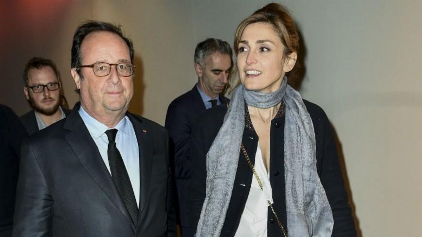 Eté bien occupé pour le couple Hollande/Gayet