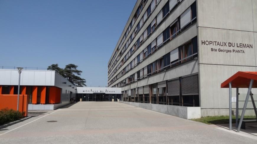 30 millions d'euros pour les hôpitaux du Léman