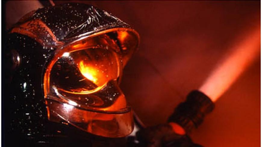 Incendie à Saint-Bon et Cranves-Sales