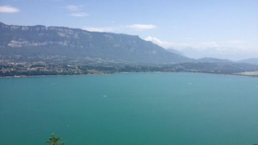 Le sonar de la police suisse au lac du Bourget
