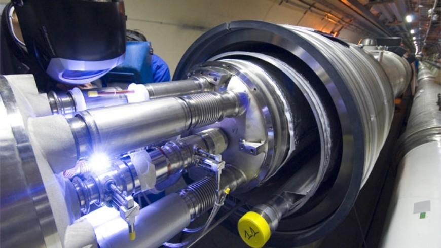 Cern : le LHC à l'arrêt durant deux ans