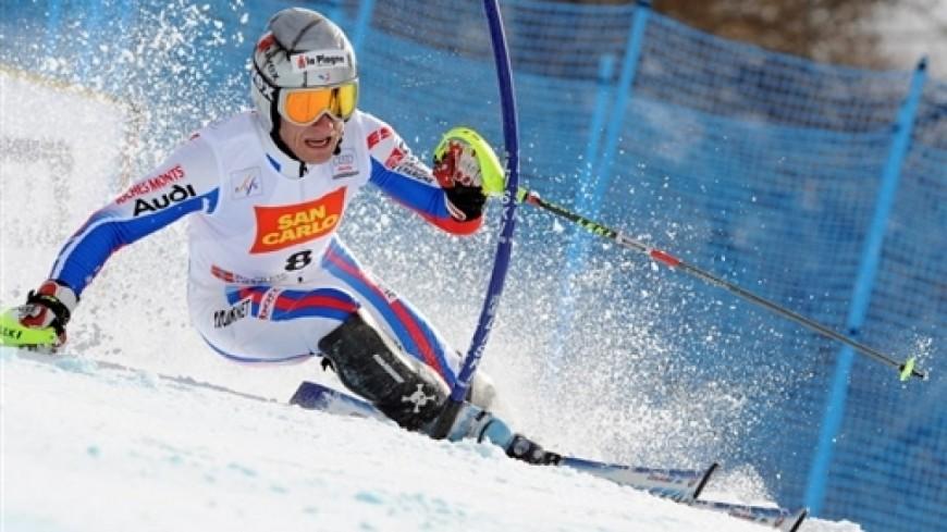 Retour de la coupe du monde de ski alpin